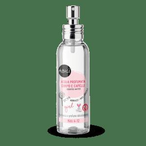 Acqua profumata girl - Prodotti naturali per l'igiene dei bambini
